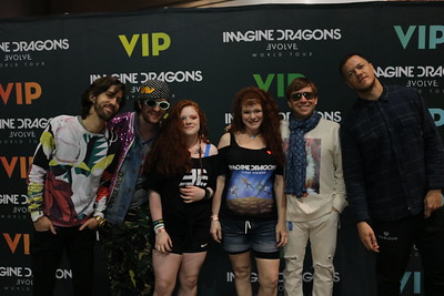 Imagine Dragons Evolve Summer Tour