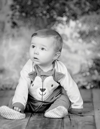 Sawyer Hayden Boyd 6 months