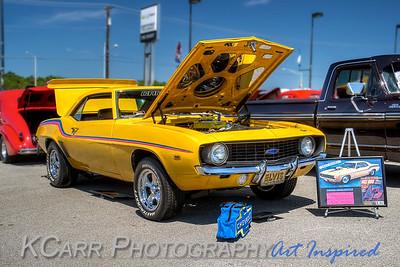 Tim Short Chevrolet Car Show 2015
