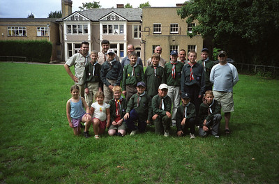 Summer Camp @ Tolmers 2001