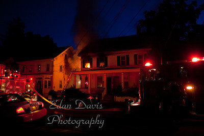 July 16, 2011, Dwelling With Entrapment, Bridgeton City, Cumberland County, 47 Elmer St.