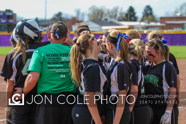 20150429 - CF Softball at Lexington