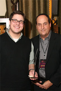 Rich Sommer with Jeff Owen