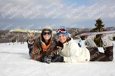 Photos on the slopes 2-16-20