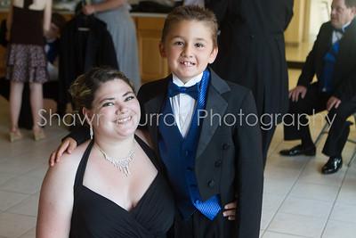 Trishia & Alan: Formals