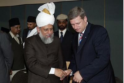 Khalifa of Islam Canada Tour 2005