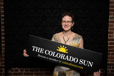 Colorado Sun anniversary party