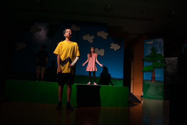 MS Musical - You're a Good Man, Charlie Brown