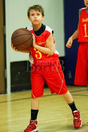 Murray Rec - 7th Grade Boys - Bulldogs • 01-14-2014