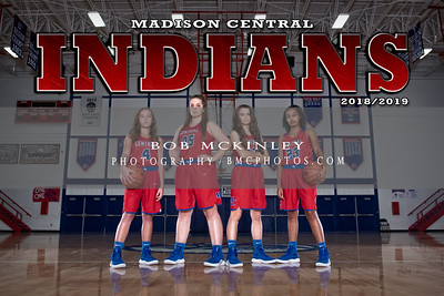 2018 MCHS Girls Basketball
