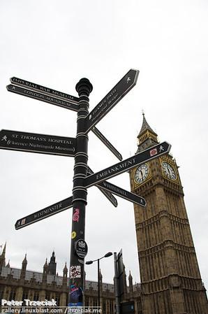 London - June 2011