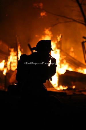 Drexel St. Structure fire. McKinney, TX. 12-07-14