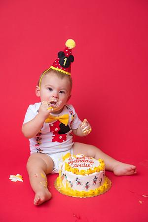 Camden's 1st birthday shoot