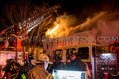 Lawrence, MA 2nd Alarm - 18-20 Sargent St - 2/3/16