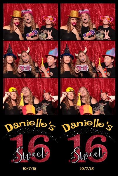 Danielle's Sweet Sixteen