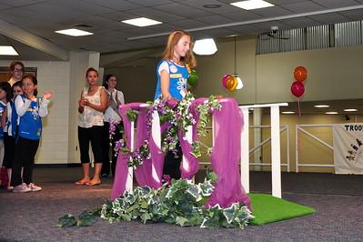 2013-06-11 - Daisy Bridging Ceremony