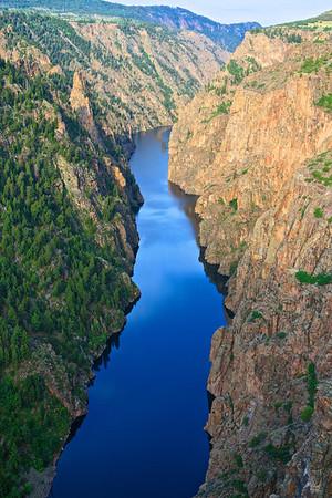 Black Rock Canyon, CO