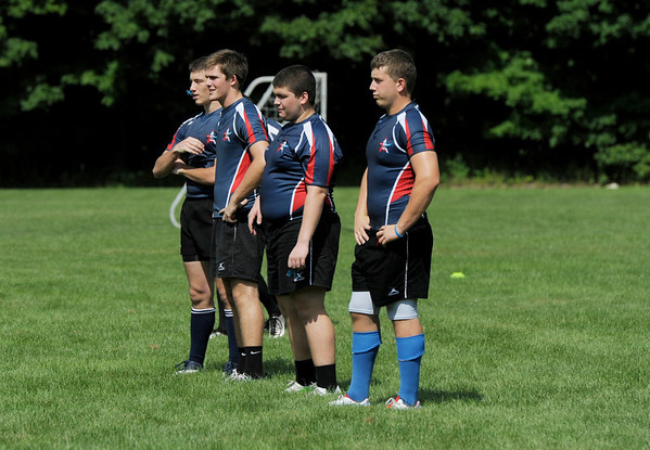 Fairfield v Merchant Taylor Rugby
