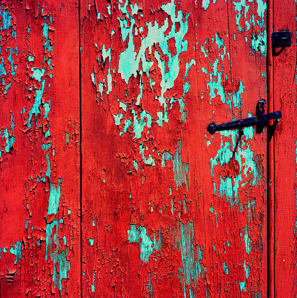- 'Amish Barn Door'(detail)Brandywine PA