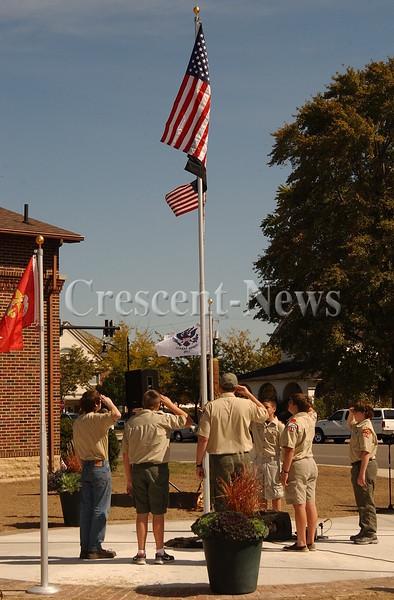 09-28-13 NEWS Hometown Heroes Park Dedication