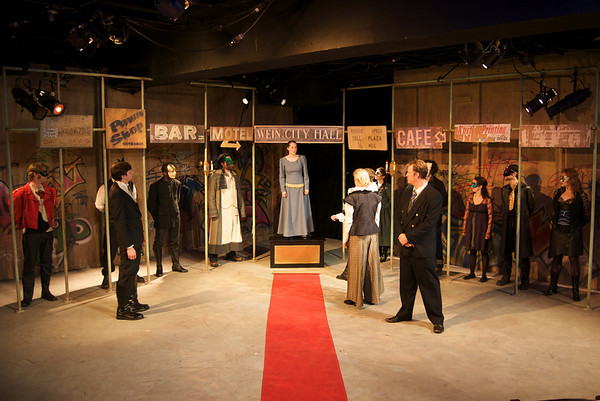 Measure for Measure, Promethean Theatre Ensemble