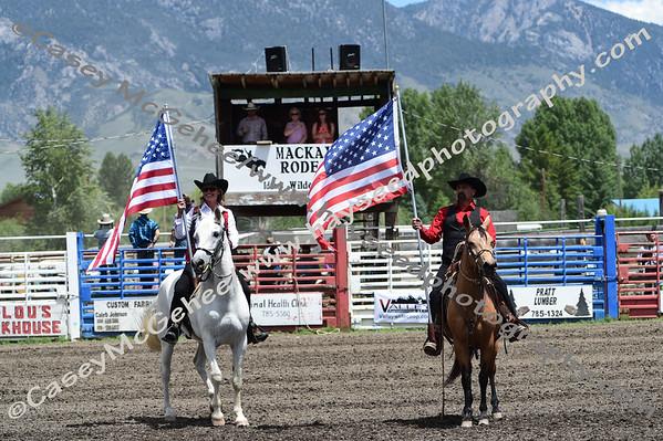 Mackay - Idaho's Wildest Rodeo