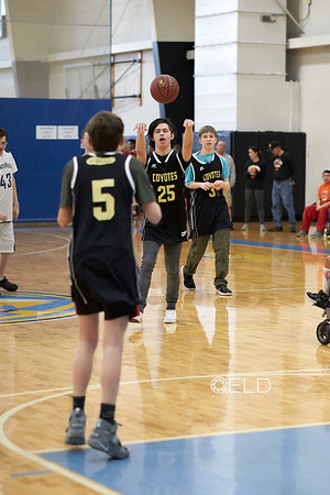 20190117 MHS Unified Basketball Gold Crown Tourney