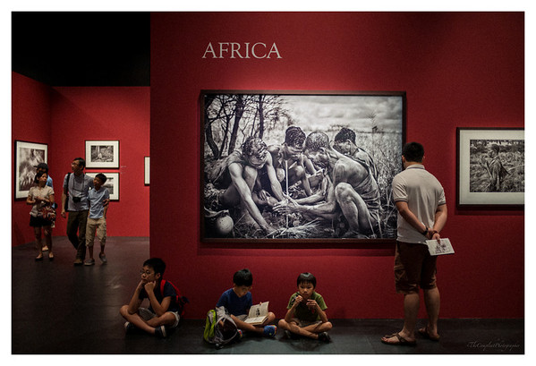 Salgado Talk and Exhibition