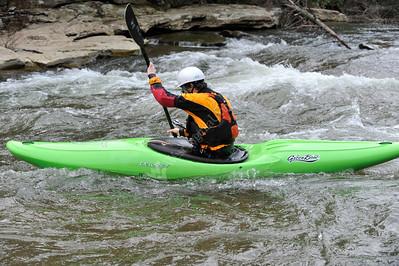 29434 WVU Adventures/Kayak