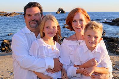 Sam, Kathryn and kids