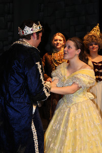 MHS all-school musical Beauty and the Beast