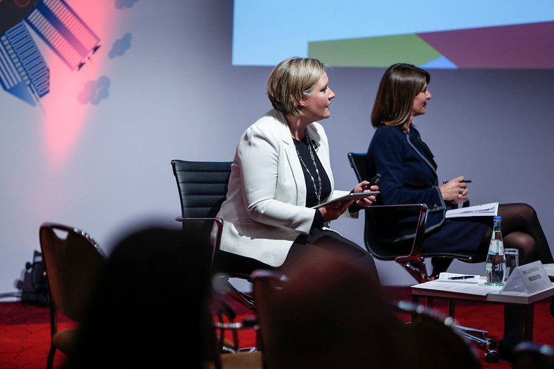 Ursula Errington, Moderator, IMEX Policy Forum