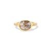1.56ct Rustic Rose Cut Diamond Bezel Ring, by Single Stone 0
