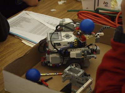 District Robotics Competition 12-6-14