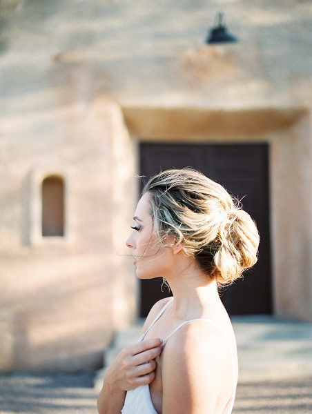 Tucson AZ Mission Elopement | Kristen Kay Photography - Southern California Wedding Photographer-13.jpg