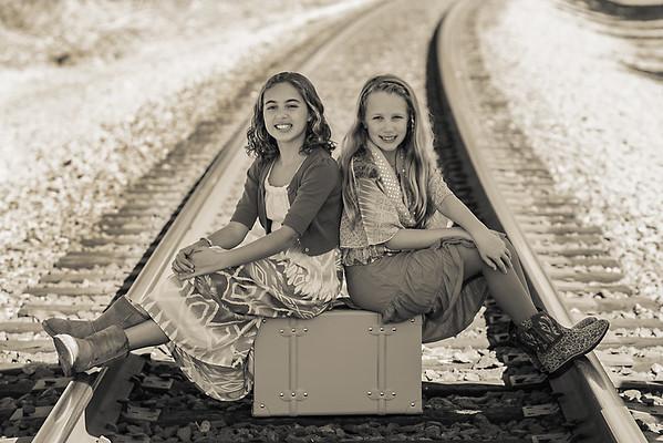 Haley & Ciara