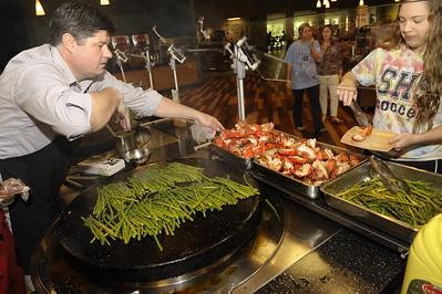 Lobster & Steak Lunch