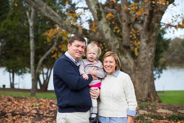 The Fairclough Family