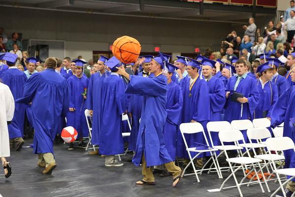 2014-6-13 WHS Class of 2014 Graduation