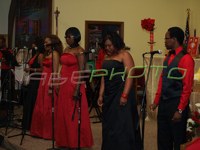 Omaha African Church Xmas Concert