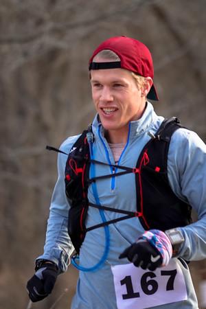 Seneca Creek Greenway Trail Marathon & 50K - K.Reichmann
