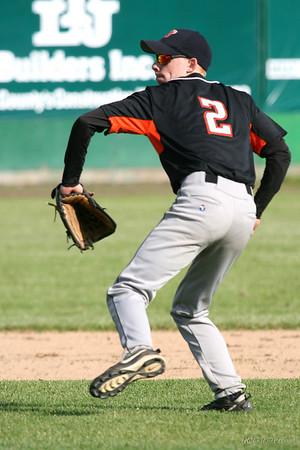 2009 District Baseball - Napavine over NW Christian