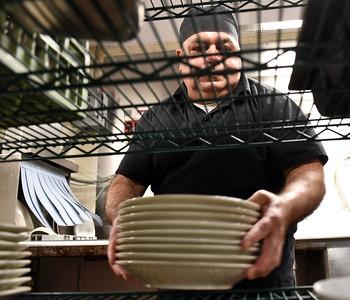 Dishwasher at Ninety Nine in Lowell - November 12, 2019