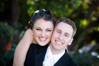 Laura & Brett (Jan 5th, 2007)