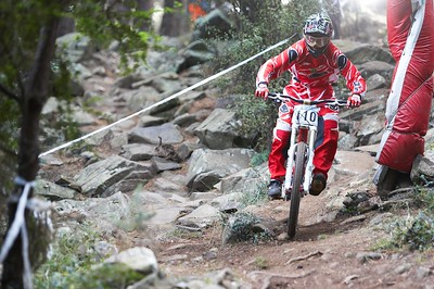 *UNPROCESSED* 2010 Oceanias MTB Champs - DH Raceday