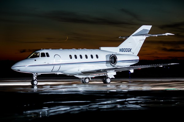 Hawker 800XP N800GK (Low Res)