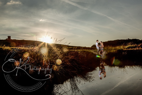 Mary-Anne & Lee's Engagement Photo's at Bradgate Park
