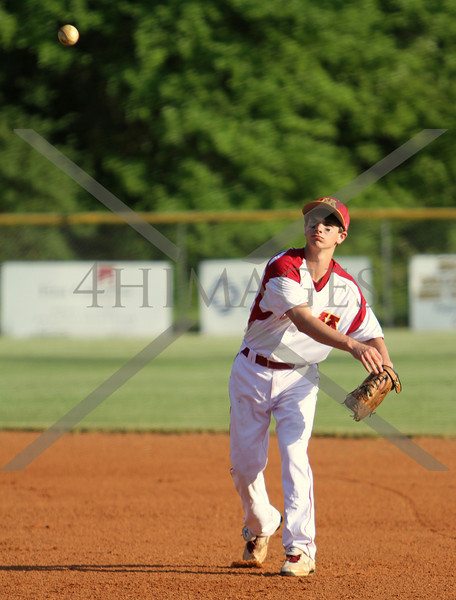 Morgan baseball vs Clark Prep 2010