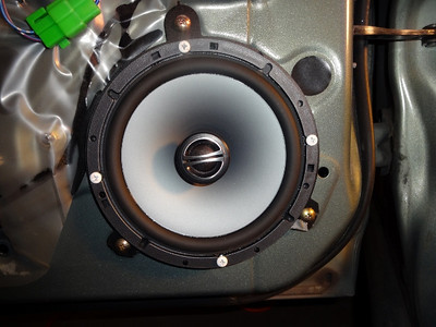 2004 Subaru Legacy Rear Speaker Installation - USA