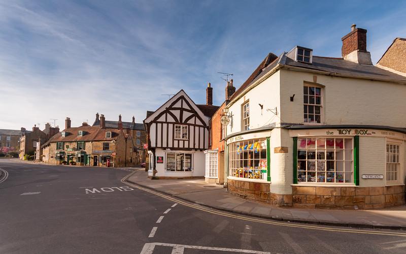 Sherborne townscape